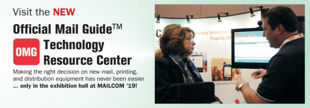 mailcom 2019 OMG Tech Center