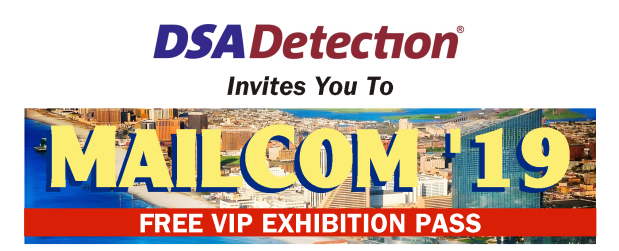 DSA Detection VIP Exhibition Pass