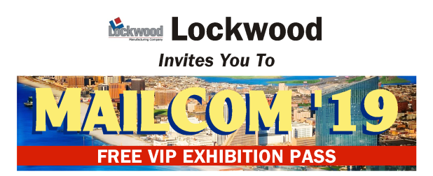 Lockwood VIP Exhibition Pass