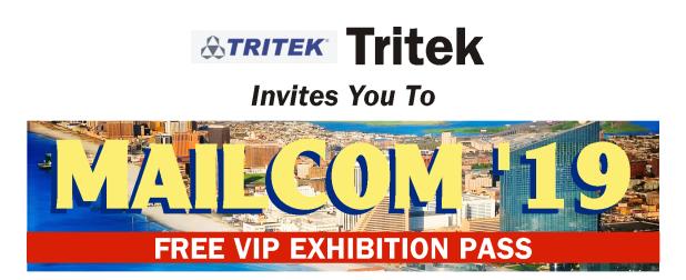 Tritek VIP Exhibition Pass