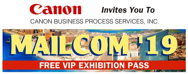 Canon VIP Exhibition Pass